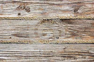 Weathered wooden boarding texture