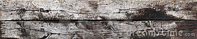 Weathered wooden planks texture