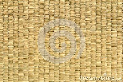 Weave mat texture