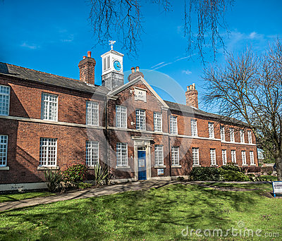 Weaver Hall Museum