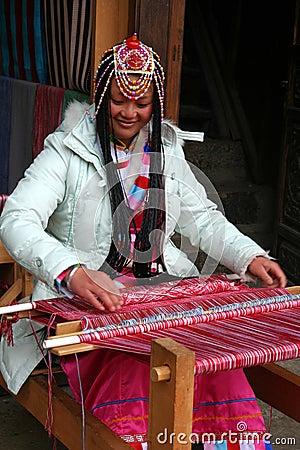 Free Weaving Stock Photos - 28274253