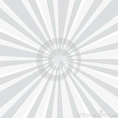 Popular white ray star burst background television vintage - Vector Stock Photo