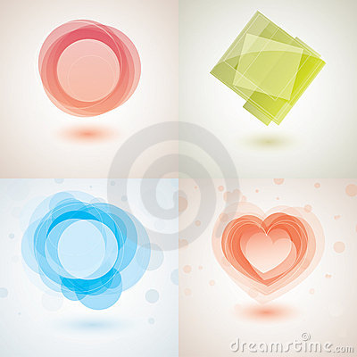 Web 2.0 banner eps 10.  Vector illustration