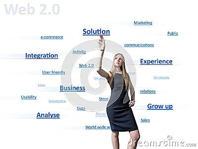 Web 2.0 Girl