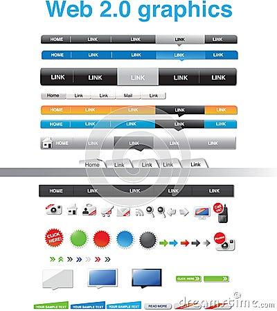 Web 2.0 gráficos
