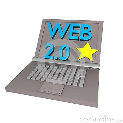 WEB 2.0 Laptop