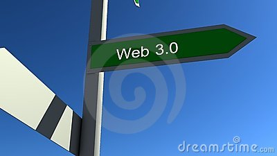 Web 3.0 sign
