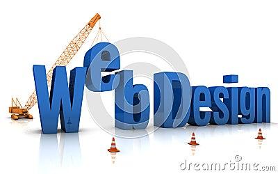 Web-Auslegung