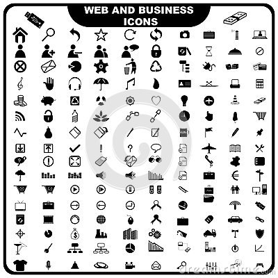 Web and Business icon