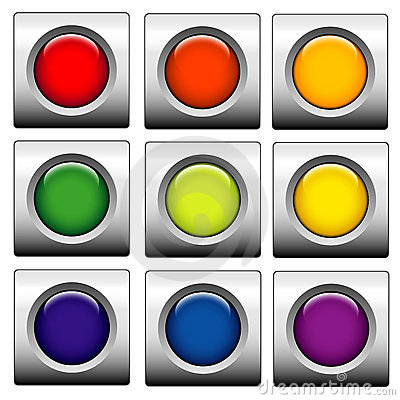 Free Web Buttons Royalty Free Stock Image - 2785346