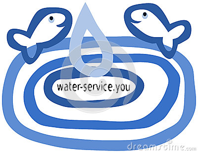 Web design for companies working with water or water animals