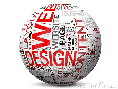 Web Design Concepts Stock Photos - Image: 23044113