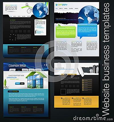 Web design set
