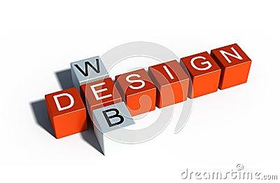 Web design symbol