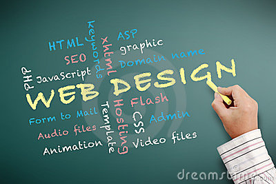 Web design teaching