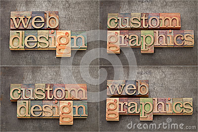 Web and graphics custom design
