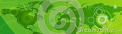 Web header / Banner travel