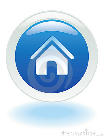 Web home button stock images image 5956694 Website home image