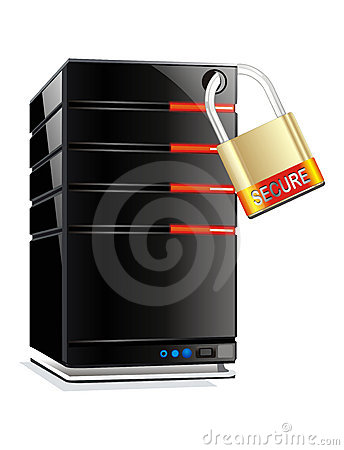 Web hosting server security