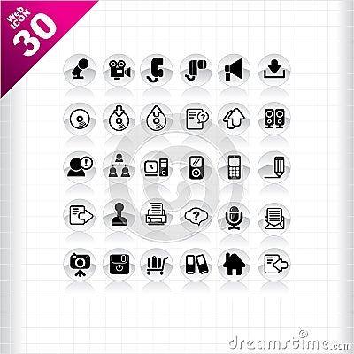 Web icon 30