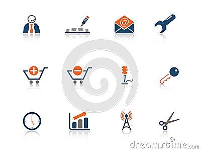 Web icon series