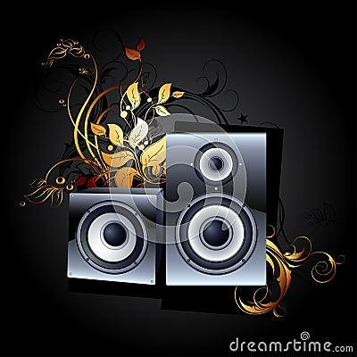 Web icon speakers