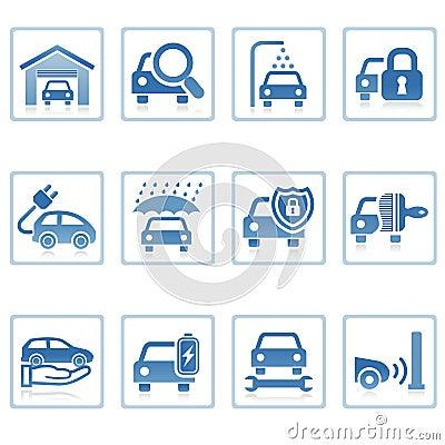 Free Web Icons : Auto Service Icon Royalty Free Stock Photo - 9999175
