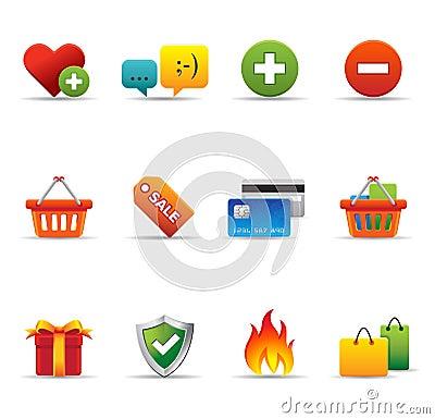 Web Icons - Ecommerce