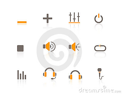 Web Icons Multimedia & Audio