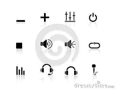 Web Icons Multimedia & Audio
