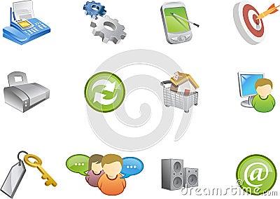 Web Icons - Varico Series #6