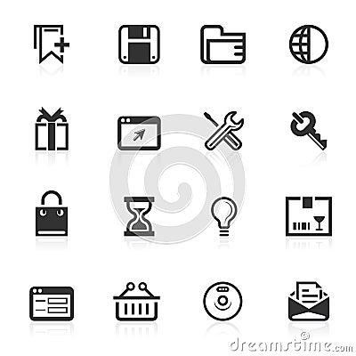 Web & Internet Icons 2 - minimo series
