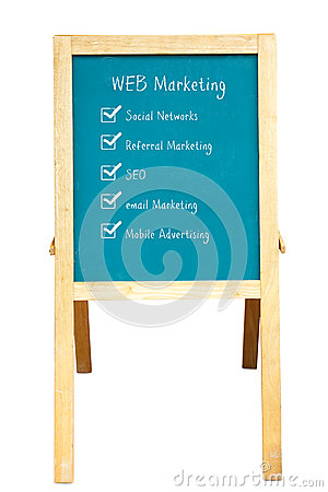 WEB Marketing plan