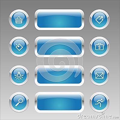 Web navigation set