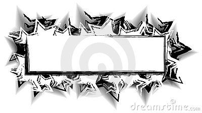 Web Page Logo Abstract Black