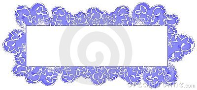 Web Page Logo Blue Abstract