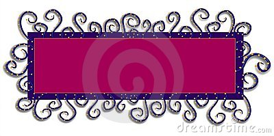 Web Page Logo Purple Pink
