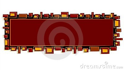 Web Page Logo Red Black Gold