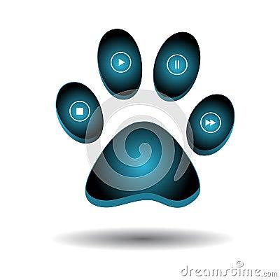 Web a paw