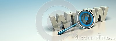 Web Search Engine, Internet SEO Concept