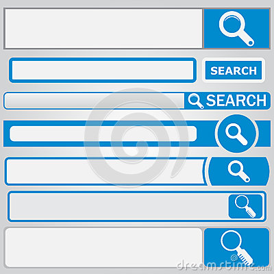 Web search form
