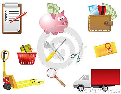 Web Shop Elements