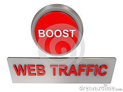 Web traffic boost