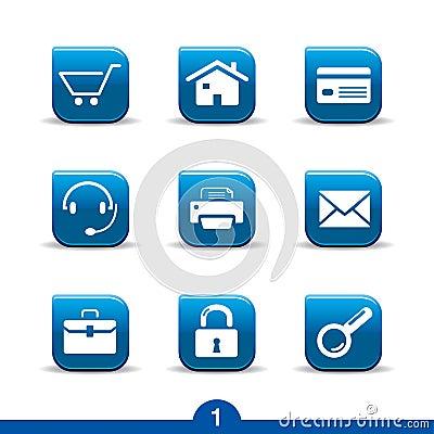 Web universal icons 1..smooth series
