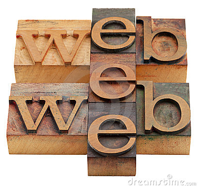 Web word abstract