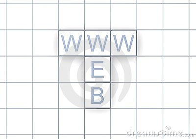 Web and www words