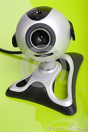 Free Webcam Royalty Free Stock Photos - 1322318