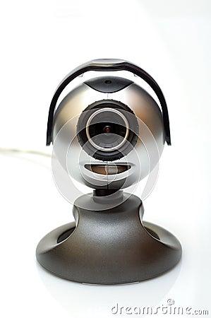 Free Webcam Royalty Free Stock Image - 1442726