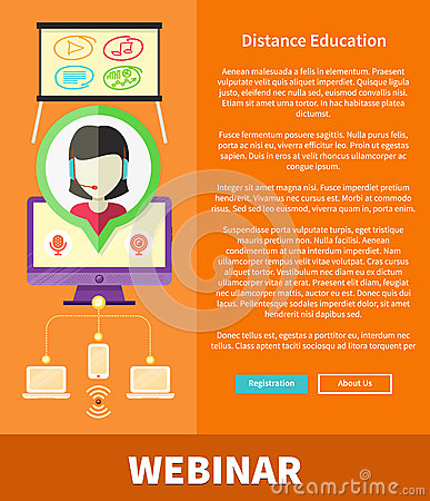 Distance E Learning For The Online Dynamic Degrees