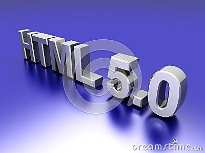 Webpage HTML 5.0
